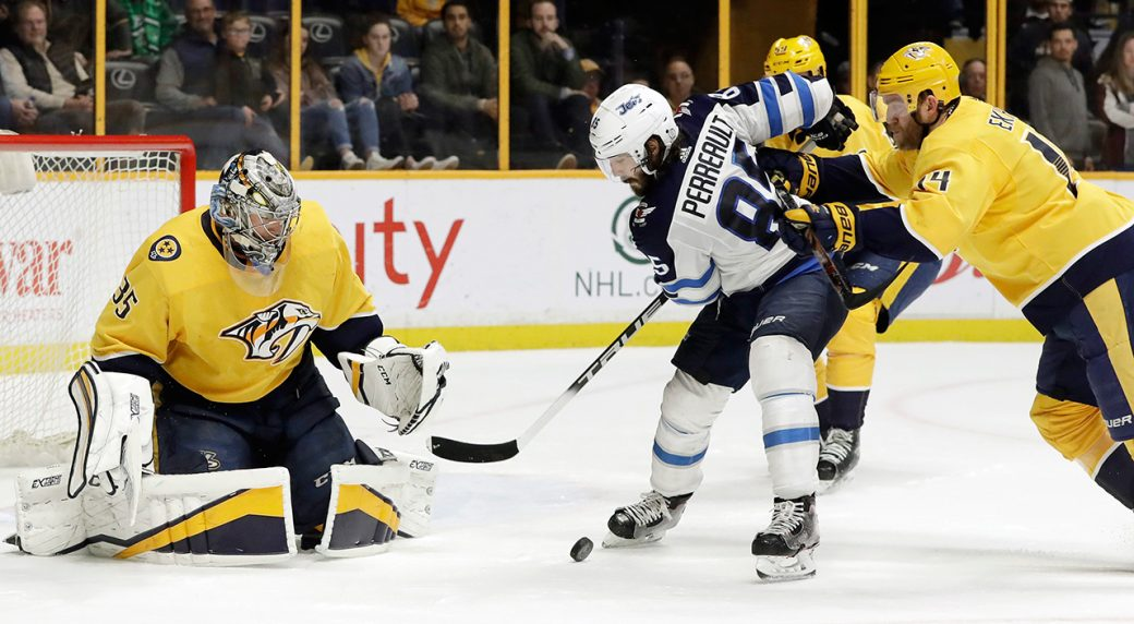 Predators forward Calle Jarnkrok to miss rest of regular season