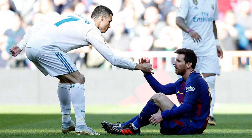 fed3627c8e5 Ronaldo vs. Messi  Scoring race heats up in Spain - Sportsnet.ca