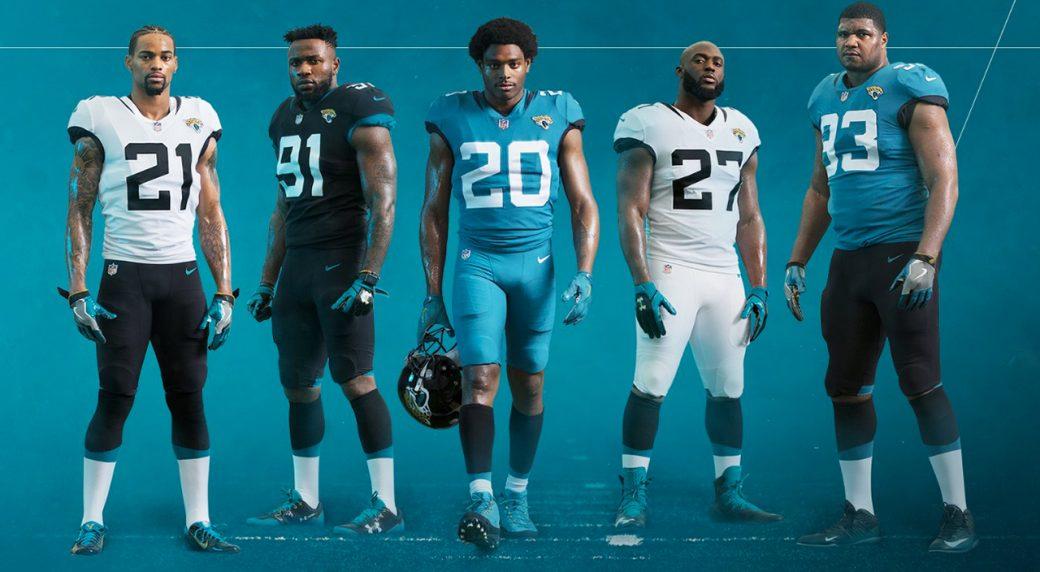 Jaguars unveil  no-nonsense  uniforms 57f570369
