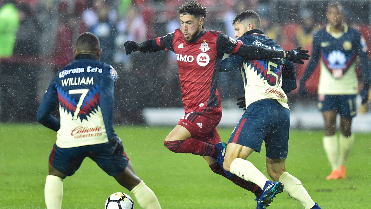 Toronto FC's Jonathan Osorio: Canada shouldn't fear Mexico at Gold Cup - Sportsnet.ca