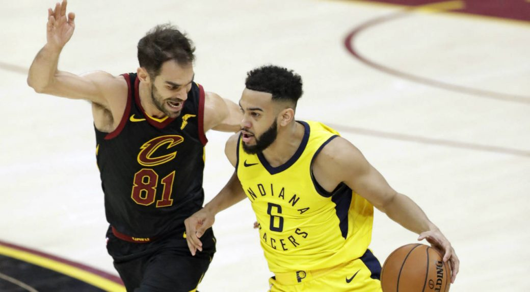 Cavaliers edge Pacers to Game 7 win