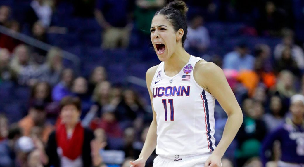 Kia Nurse selected 10th overall by New York in WNBA Draft - Sportsnet.ca