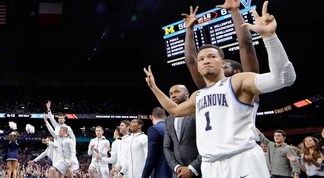 Not just 3s: defense, rebounding help Villanova win title