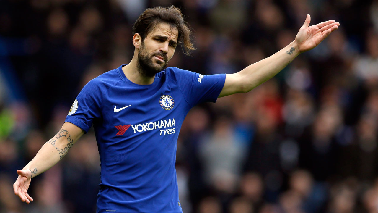 Fabregas says Chelsea must banish 'regret in our head'