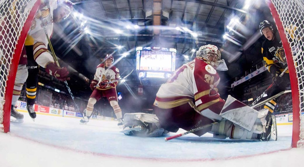 Acadie-Bathurst Titan Take Memorial Cup