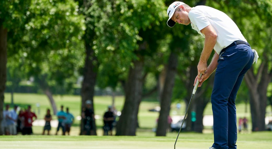 Justin Rose wins the Fort Worth Invitational