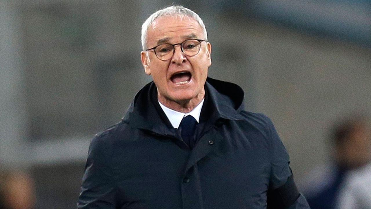 Nantes confirms coach Claudio Ranieri's departure