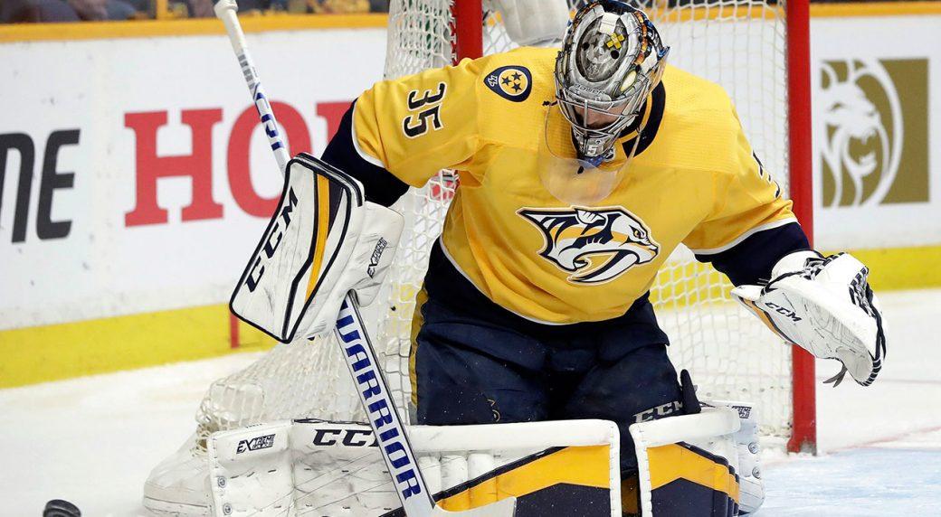 Predators sign Pekka Rinne to two-year 52793704c32