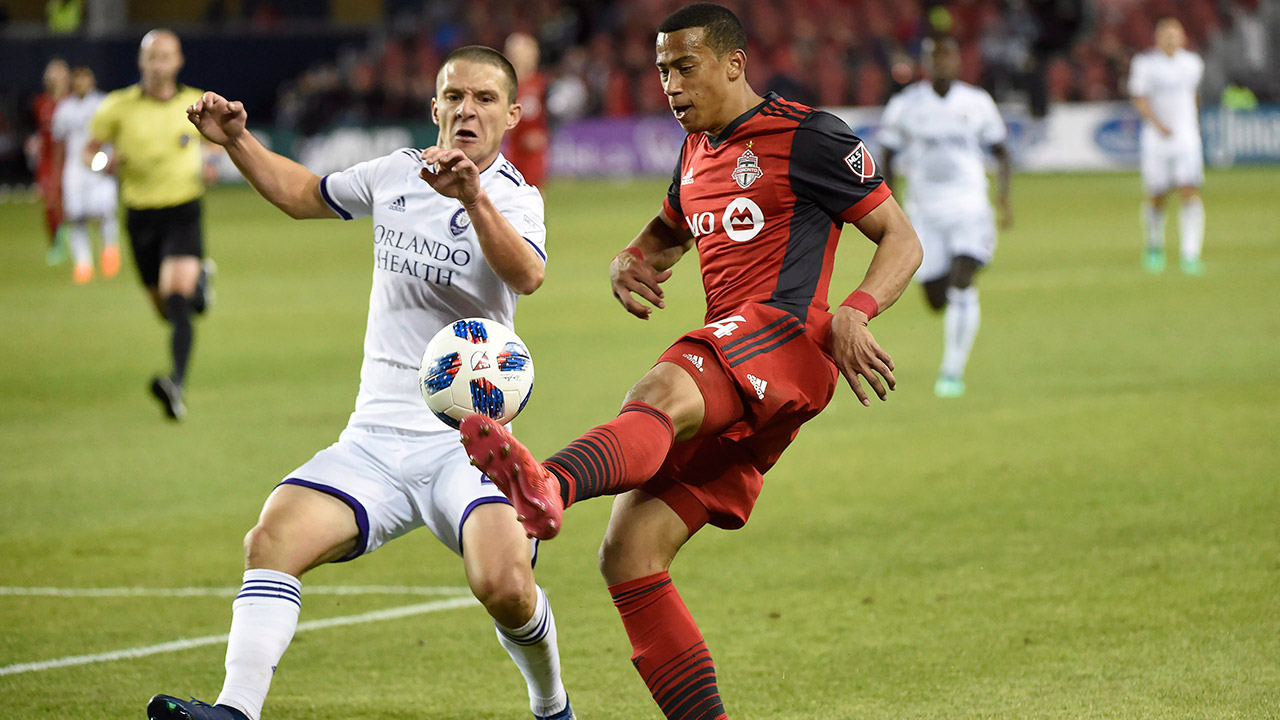 Toronto FC finally get back on track with win over Orlando City
