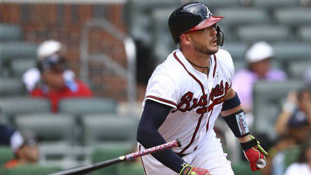 Atlanta-Braves'-Tyler-Flowers.-(Curtis-Compton/Atlanta-Journal-Constitution-via-AP)