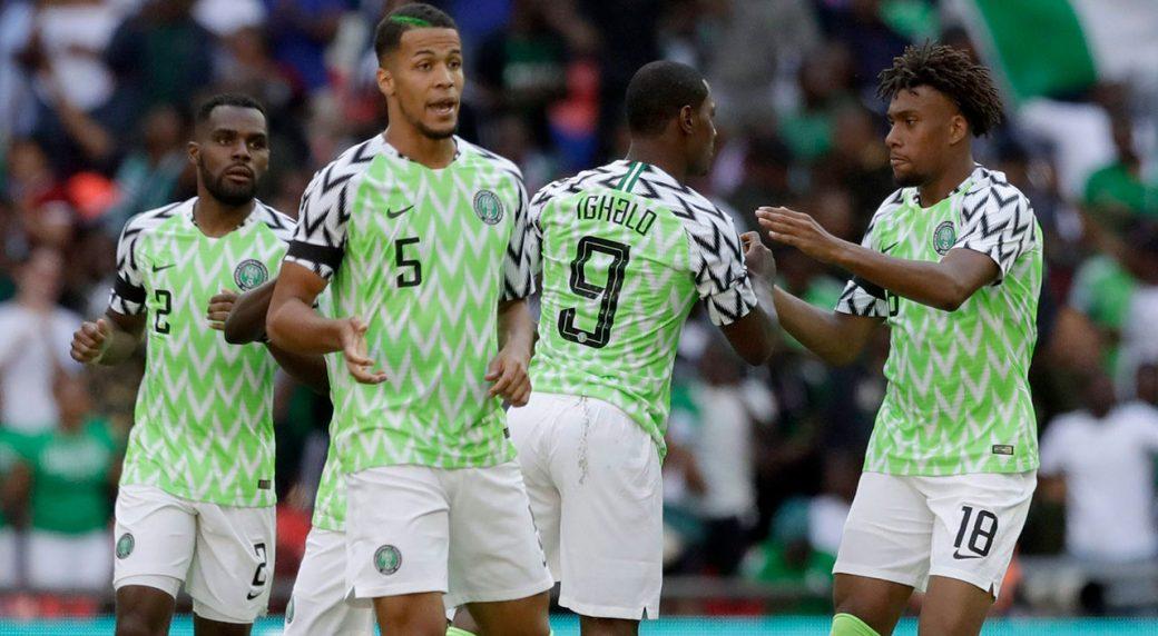 26058e59de2 Nigeria falls to Czech Republic in World Cup warmup - Sportsnet.ca