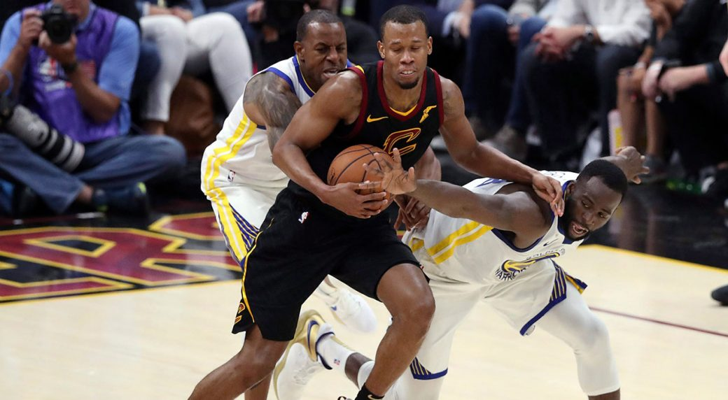 Cavaliers re-sign forward Rodney Hood - Sportsnet.ca c3a80ad37