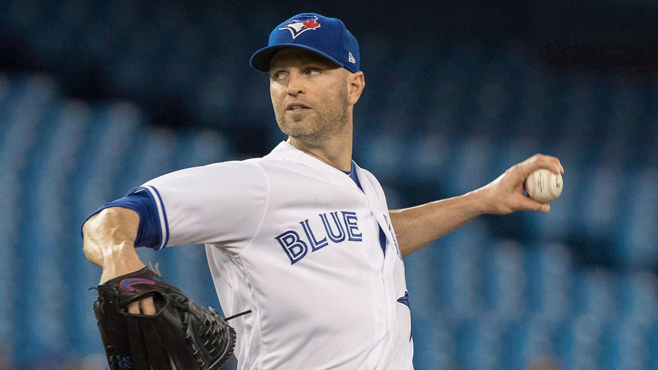 1ea87db97fe Blue Jays trade J.A. Happ to Yankees for Drury