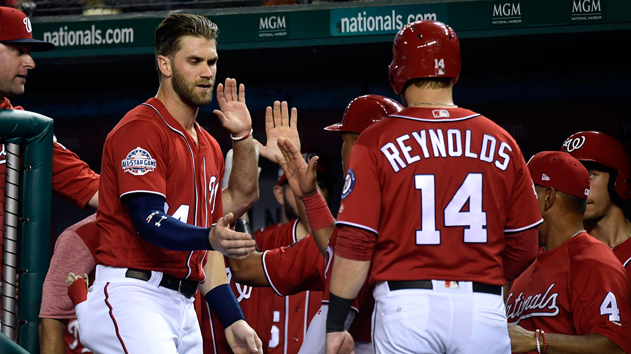 Mark Reynolds has 2 HRs, 10 RBIs, Nationals rout Marlins