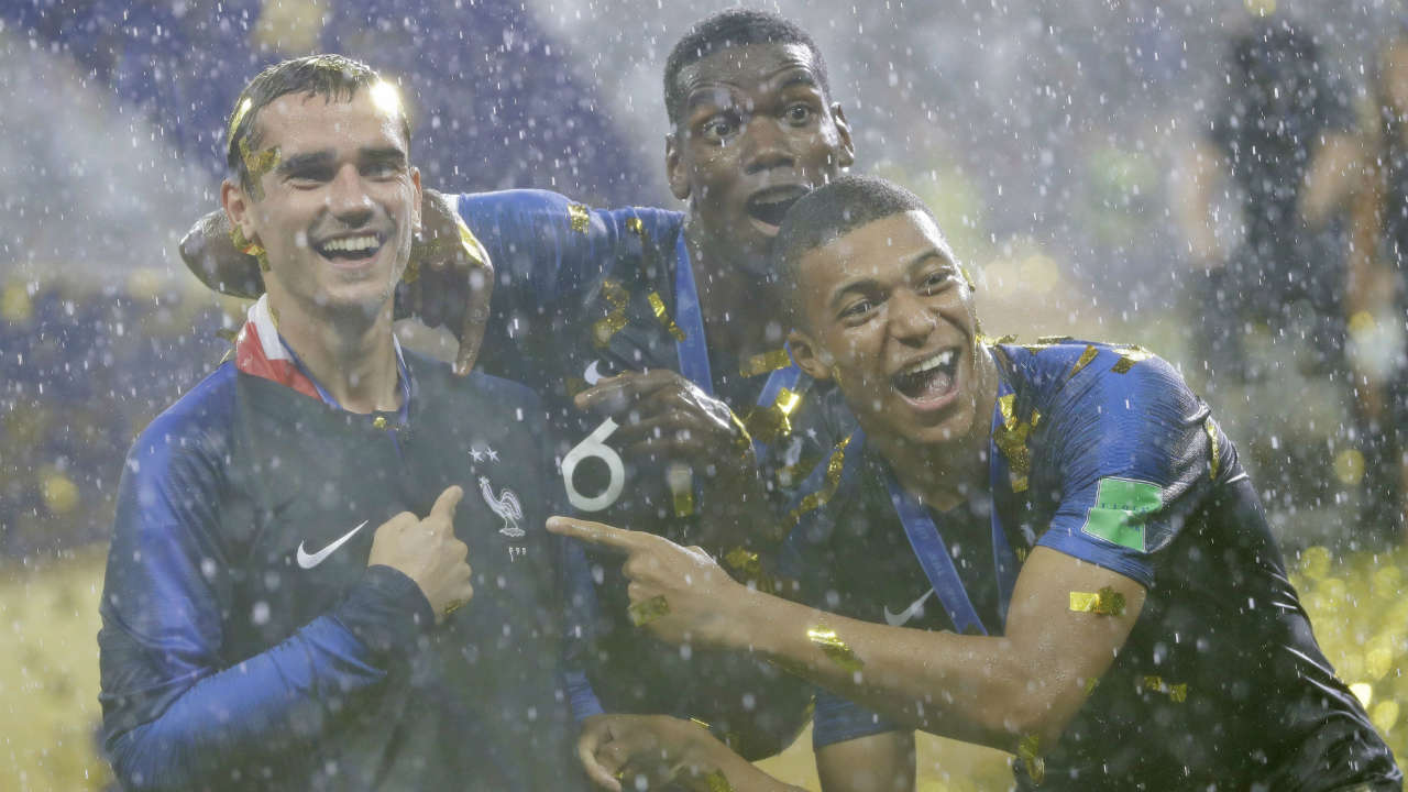 France returns to glory with World Cup triumph over Croatia