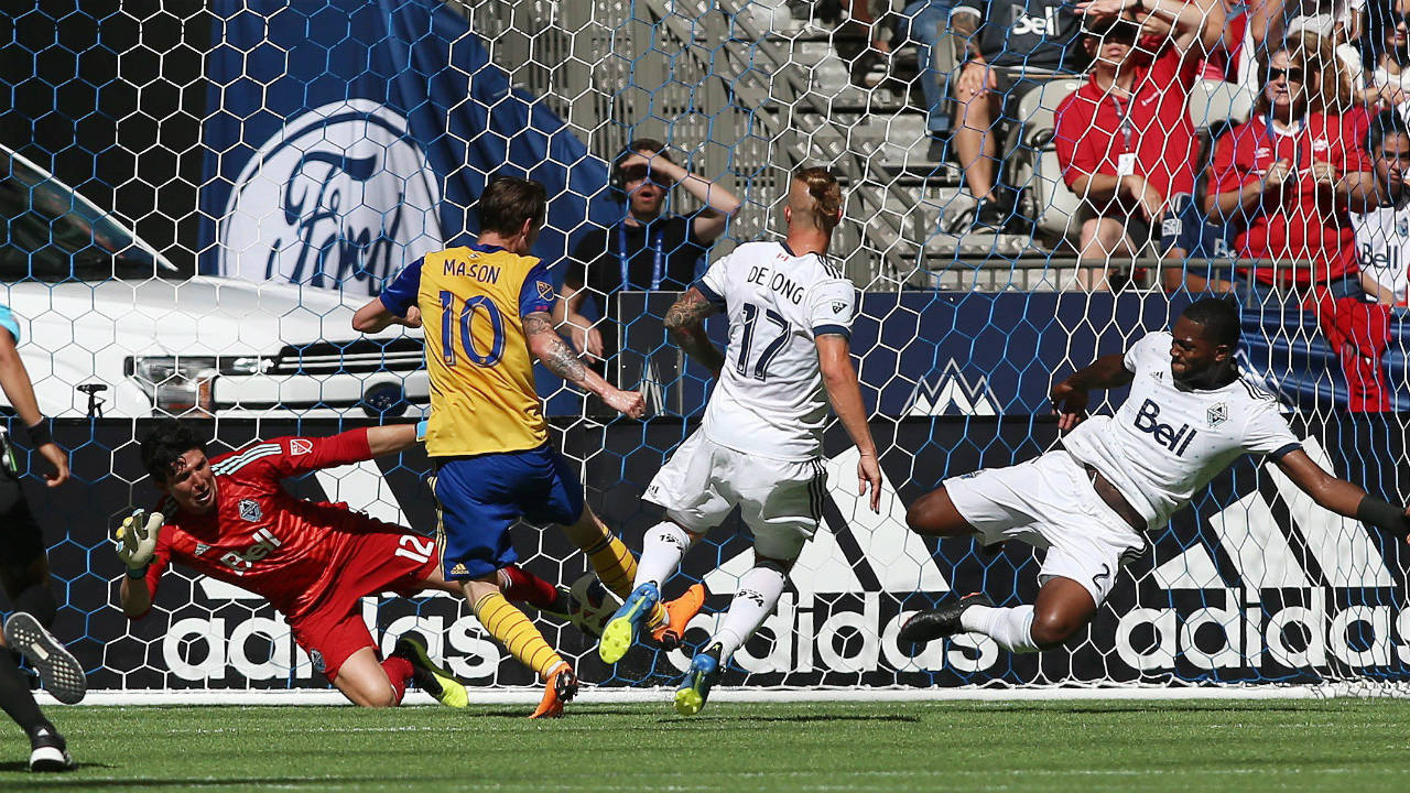 Whitecaps create chances, but can't score in loss to Colorado