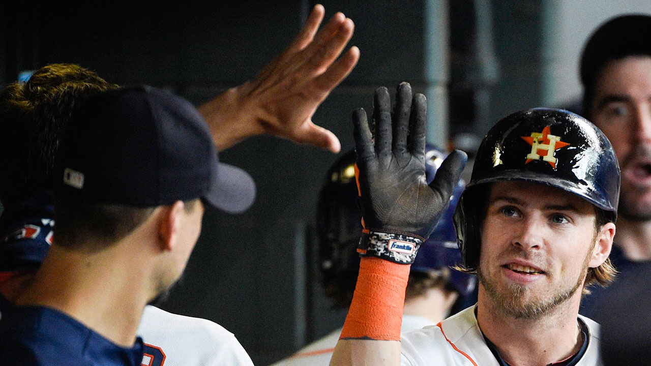 Gerrit Cole solid, Astros hit 3 homers in win over Tigers