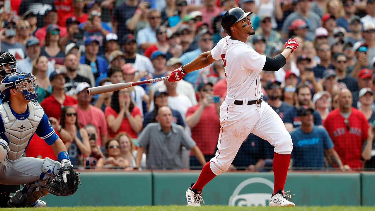 Red Sox beat Blue Jays on Xander Bogaerts' walk-off grand slam