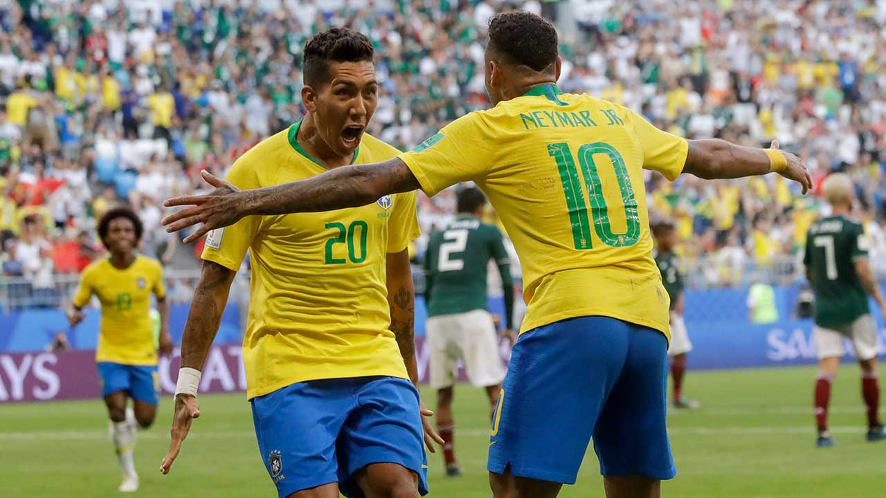 2018 FIFA World Cup: Quarterfinal Power Rankings