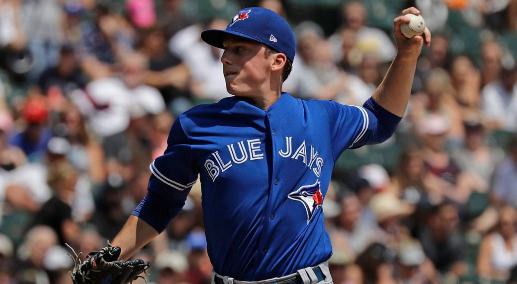 Sanchez makes first start for Blue Jays since June vs. Phillies