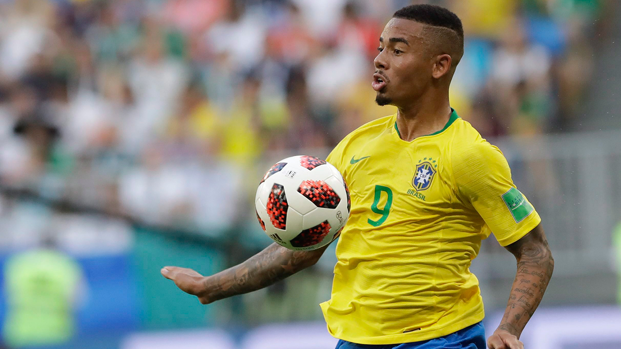 Brazils-gabriel-jesus-controls-ball-at-world-cup