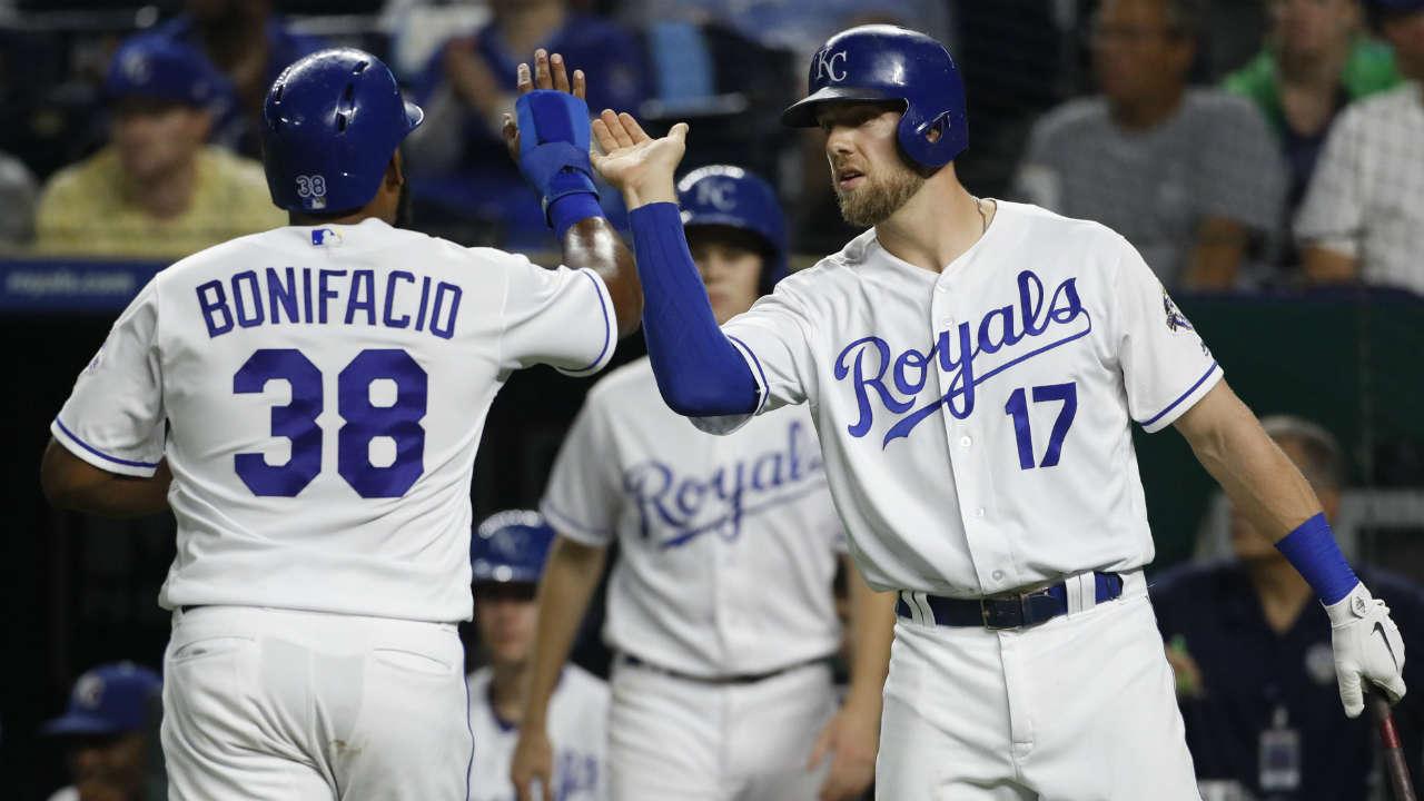 MLB Live Tracker: Blue Jays vs. Royals