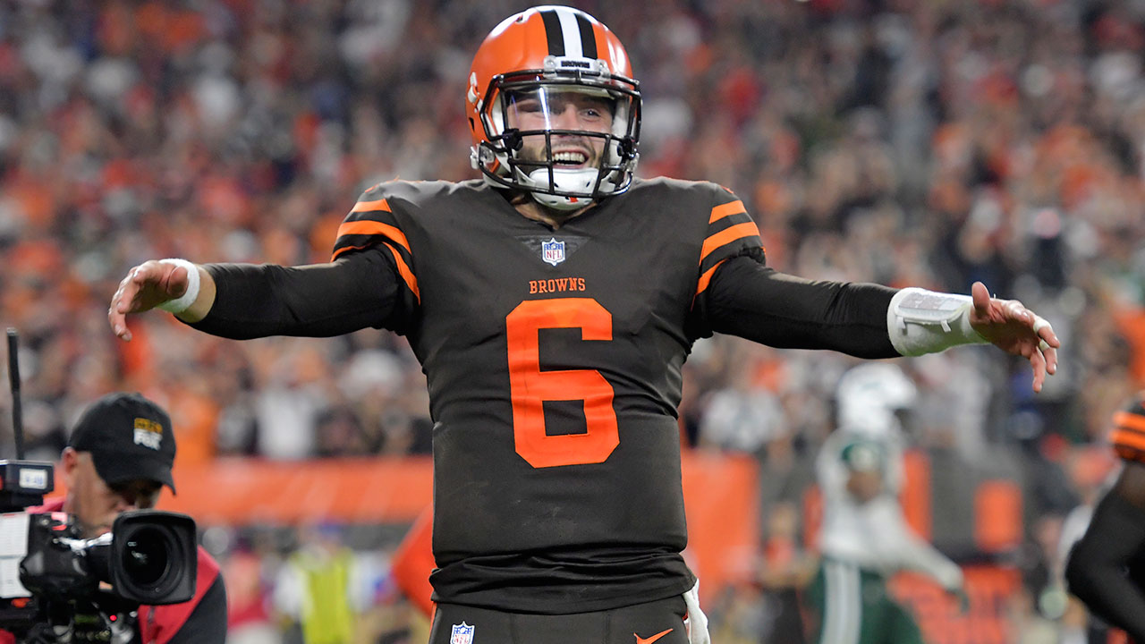 Browns win results in Baker Mayfield madness on Twitter - Sportsnet.ca 49abdccfb
