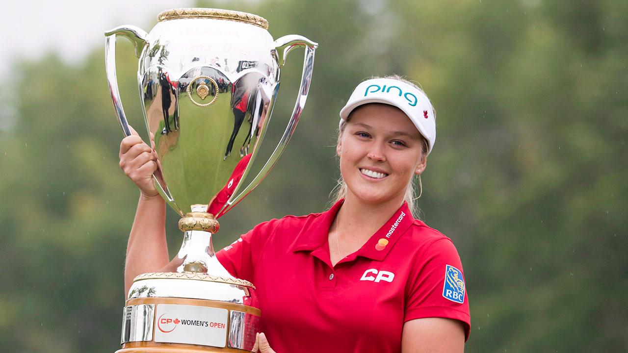 LPGA legend Sorenstam full of praise for Brooke Henderson