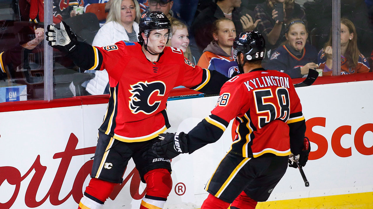Flames at forefront of NHL's downsizing movement