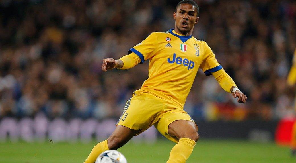 cbdb9dbd0f4 ... banned 4 games for spitting incident. juventus-winger-douglas-costa