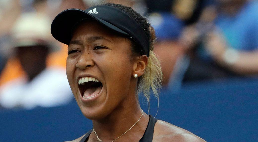 Naomi Osaka: Naomi Osaka, Novak Djokovic Advance To U.S. Open Quarters
