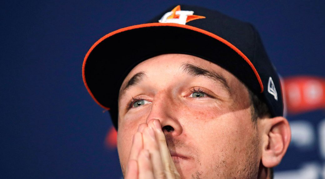 Astros Struggling To Find Answers For Red Sox's 'Relentless' Offense