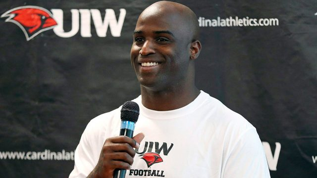 ricky-williams-speaks-at-University-of-the-Incarnate-Word-news-conference