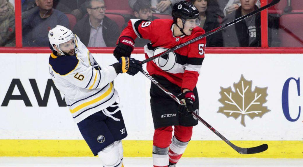 OHL: Senators' Alex Formenton Heading Back To OHL's London Knights