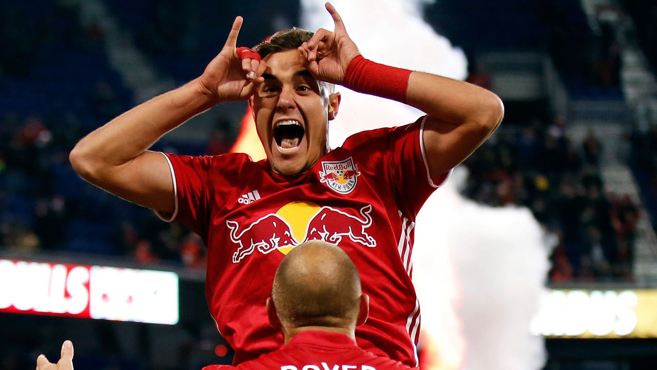 Red Bulls beat Crew, advance to East Final
