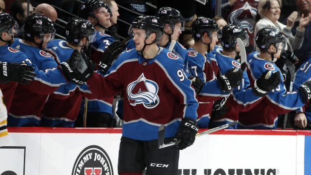 4 things we learned in the NHL  Rantanen stars in battle of top lines 6f5d5976e