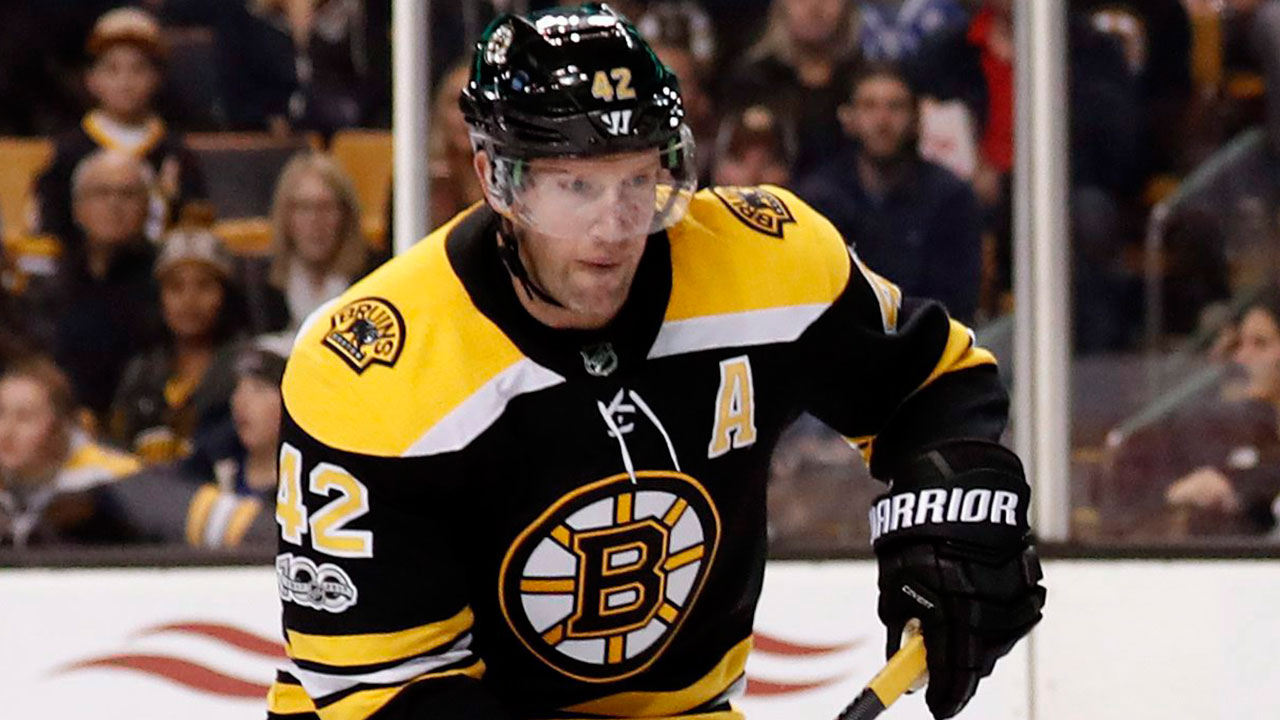 No Winter Classic For Backes