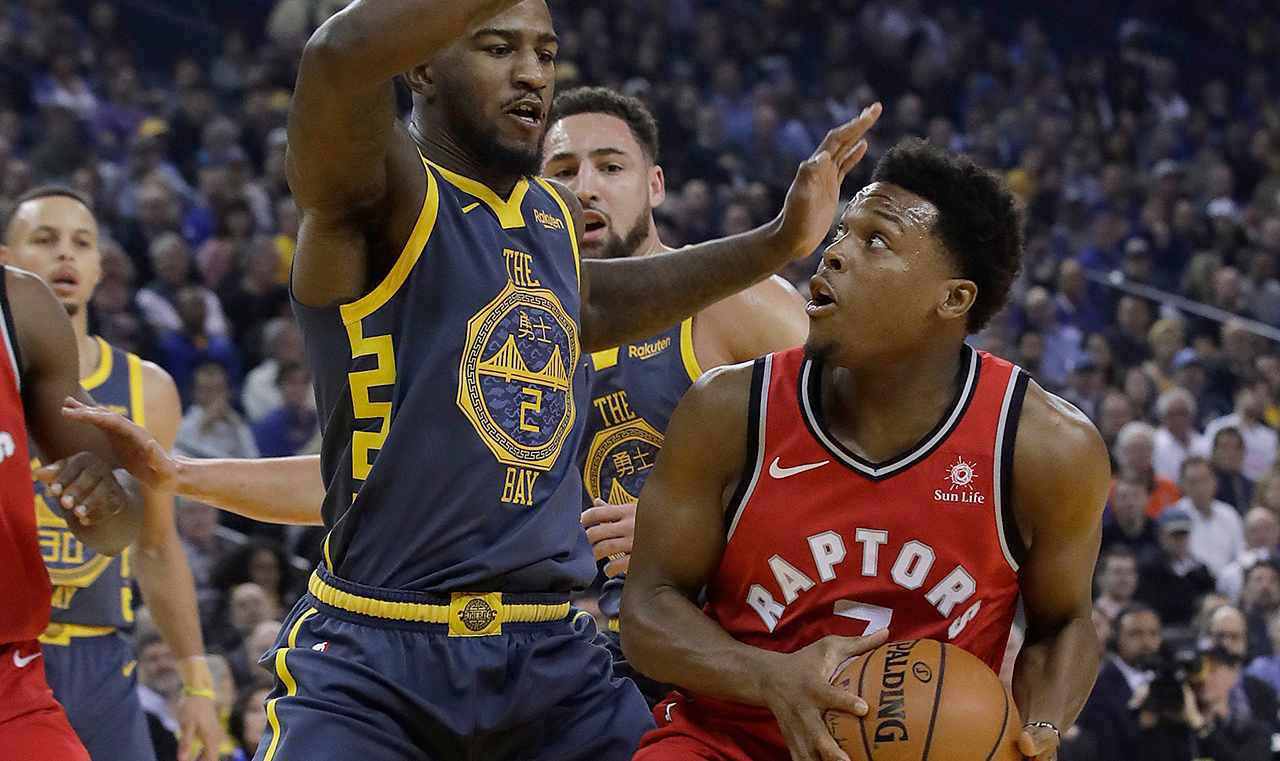 Raptors not buying stats suggesting better play without Kawhi