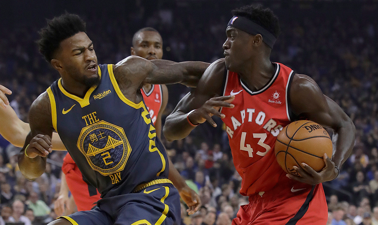 fa442289fda Rival Watch  What U.S. media is saying after Raptors dominate Warriors -  Sportsnet.ca