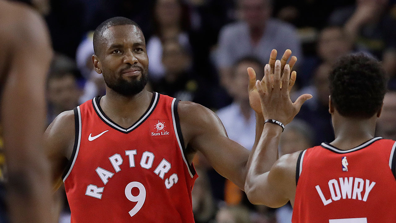 aa7efeaceb8 Raptors send unforgettable message by crushing Warriors - Sportsnet.ca