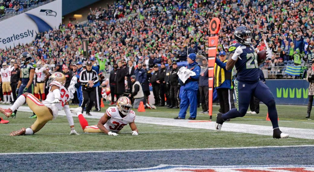49ers, Seahawks have short wait for rematch