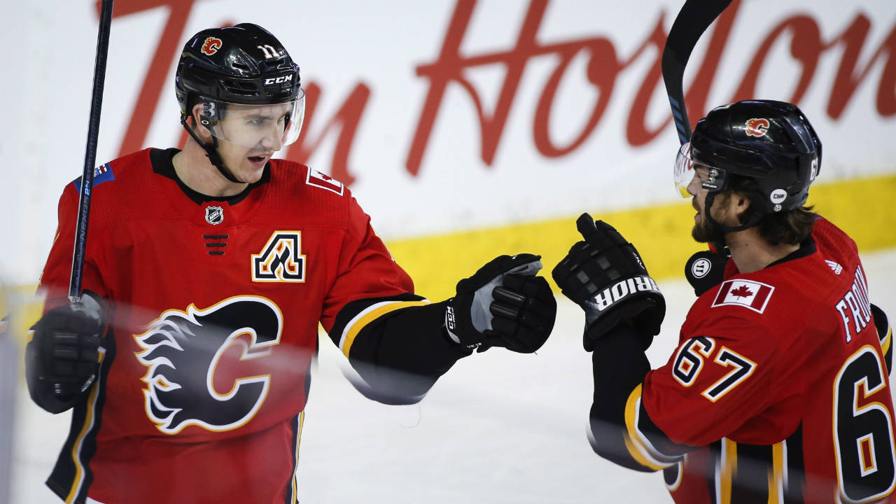 Better Late Than Never. Frolik Makes The Most Of Promotion In Flames Comeback Win