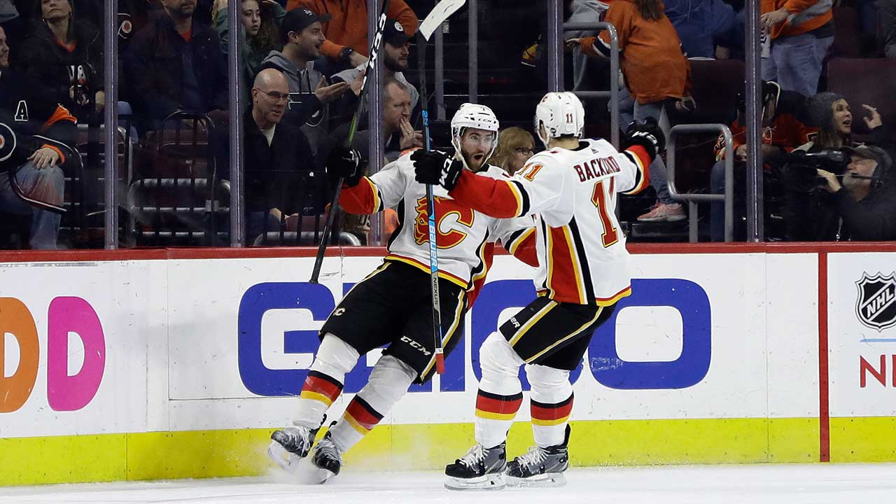 Flames Find The Love In Philadelphia