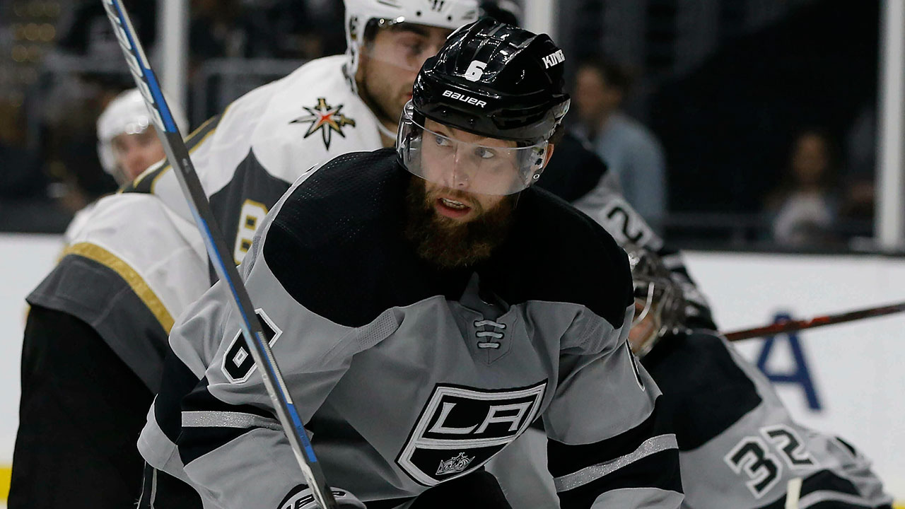 Muzzin Skates Alongside Rielly In First Practice With Maple Leafs - Sportsnet.ca