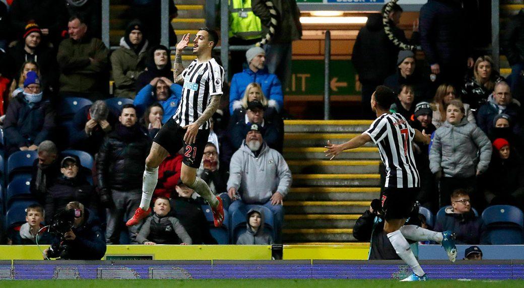 Blackburn Rovers vs. Newcastle United - Football Match Report
