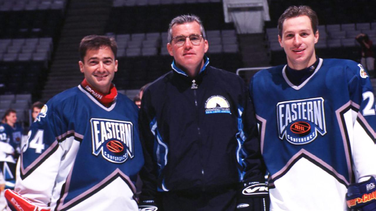NHL All-Star; John Vanbiesbrouck; Doug MacLean; Robert Svehla;