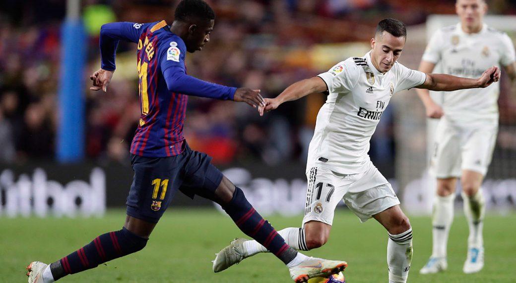 The Totally Football Friday quiz: Barcelona v Real Madrid ...  |Barcelona- Real Madrid