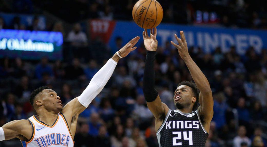 e52e05f9afa Buddy Hield scores 34 as Sacramento Kings top Thunder - Sportsnet.ca