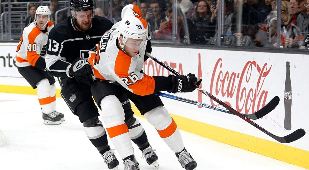 Canadiens acquire Weise, Folin from Flyers for Schlemko, Froese