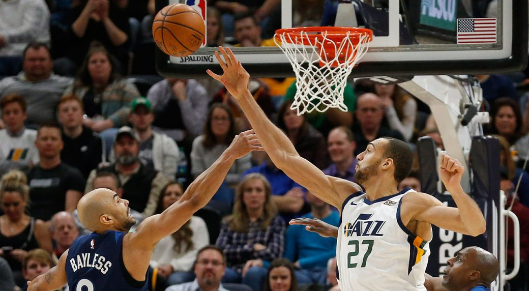 6a03b8129f8 Jazz centre Rudy Gobert moved to tears by all-star snub - Sportsnet.ca